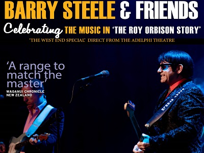 Barry Steel - The Roy Orbison Story