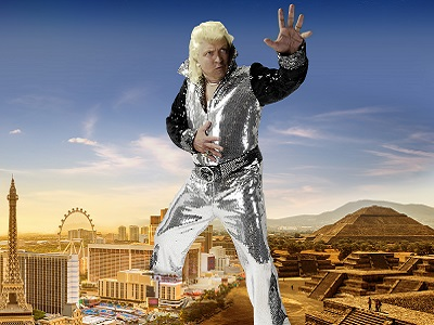 Clinton Baptiste goes Stratospheric!
