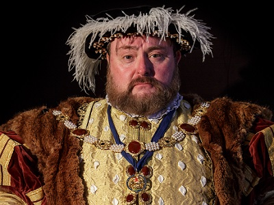 An Audience with King Henry VIII