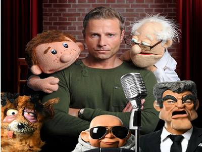 Paul Zerdin - Hands Free
