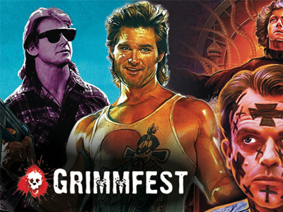12.30pm DOORS OPEN - 1.00pm PRINCE OF DARKNESS - 3.10pm BIG TROUBLE IN LITTLE CHINA - 5.20pm THEY LIVE - 7.20pm IN THE MOUTH OF MADNESS