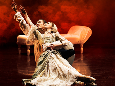 Northern Ballet - Dangerous Liaisons