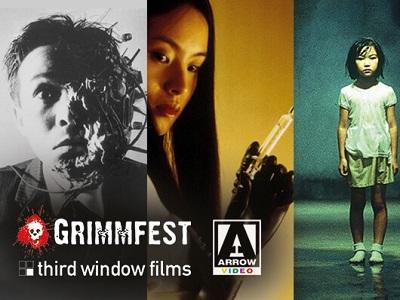 Japanese Horror Special - October 31st 2021 -  (Grimm Fest) - OVER 18 Only
