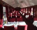 Pudding Club dining train