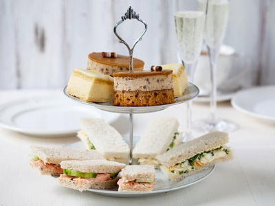 Festive - Afternoon High Tea Dining