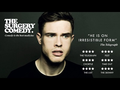 Ed Gamble and Friends – The Ultimate Comedy show