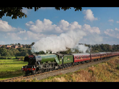 Ride Flying Scotsman to Rawtenstall