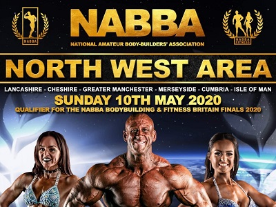 NABBA Qualifier