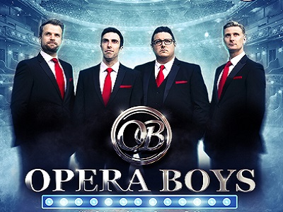 The Opera Boys - A Night at The Musicals