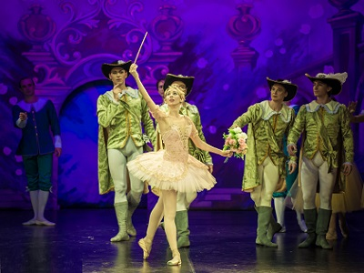 Russian National Ballet presents Sleeping Beauty