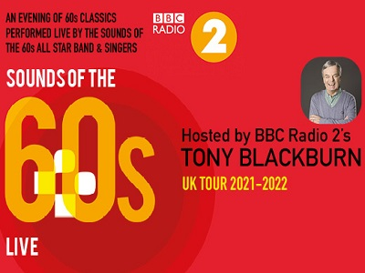 Sounds of the 60s hosted by Tony Blackburn