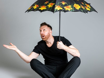 Jason Byrne: Audience Precipitation