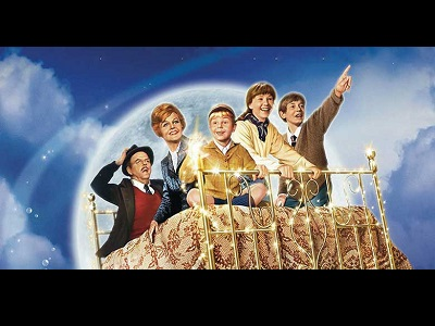 Film: Bedknobs And Broomsticks - Cert PG