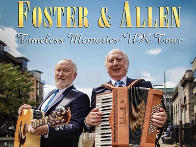 Foster and Allen - Timeless Memories Tour