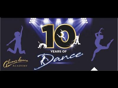 Gibsons Dance Academy Presents: 10 Years Of Dance