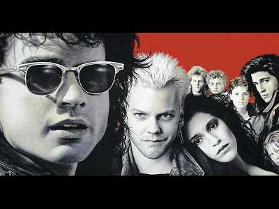 Film: The Lost Boys - Cert 15