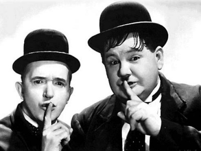 On Screen: Laurel & Hardy Secret Screening – Cert U