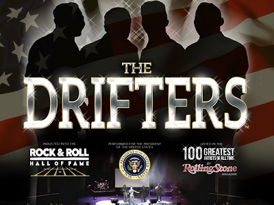 The Drifters at the Plaza