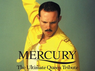 Mercury - The Ultimate Queen Tribute