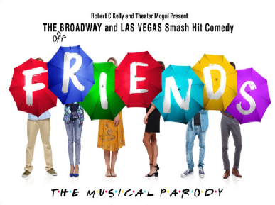 Friends! - The Musical Parody