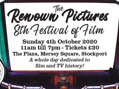 The Renown Pictures 8th Festival Of Film - Cert PG