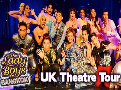 The Lady Boys Of Bangkok - Flight of Fantasy (Adults Only)