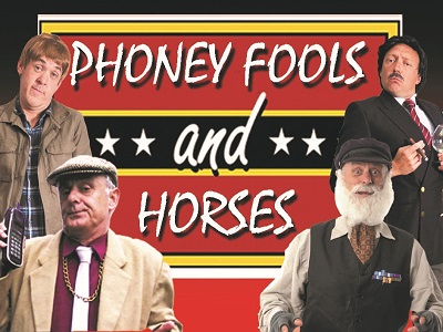 PHONEY FOOLS AND HORSES Christmas Extravaganza - The Dinner Show