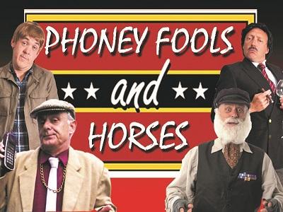 PHONEY FOOLS AND HORSES Christmas Extravaganza