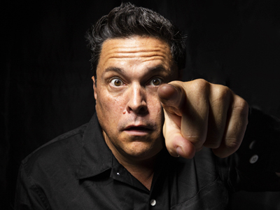 Dom Joly – Holiday Snaps