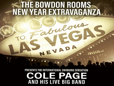 The Bowdon Rooms New Year Extravaganza