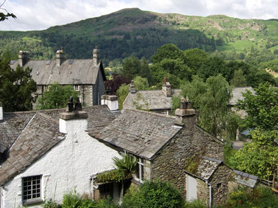 Dove Cottage, Museum, Garden-Orchard & Woodland