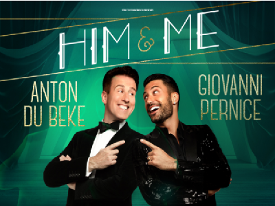 Anton and Giovanni – Him and Me