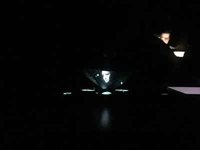 How To Make A Hologram-E