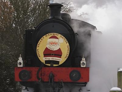 Santa Steam Specials