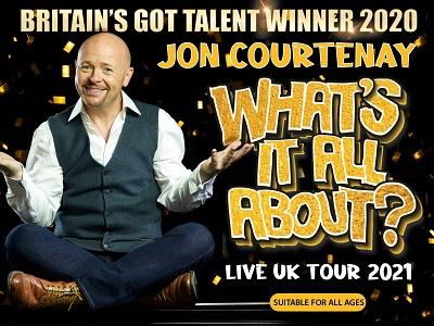 Jon Courtenay