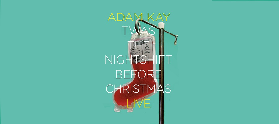 Adam Kay – The Nightshift Before Christmas