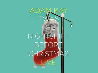 Adam Kay - The Nightshift Before Christmas
