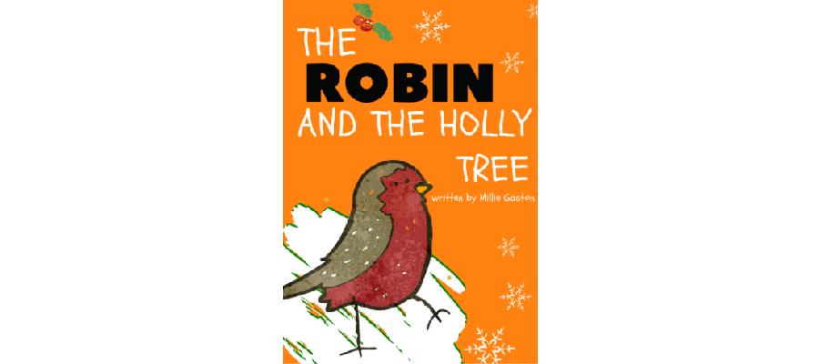 The Robin and The Holly Tree