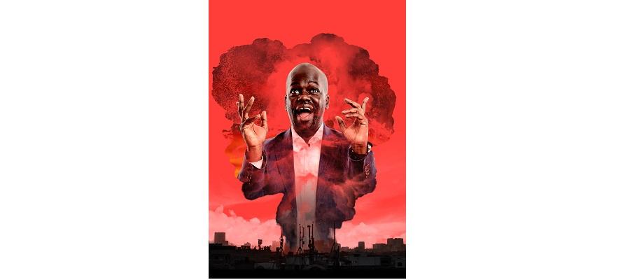Daliso Chaponda - Apocalypse Not Now