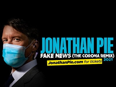 Jonathan Pie: Fake News (Corona Mix)