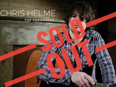 Chris Helme (The Seahorses) Live by Candlelight