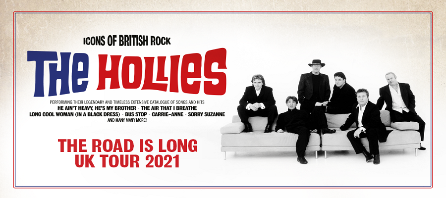 An Evening with The Hollies - 60th Anniversary tour 2022