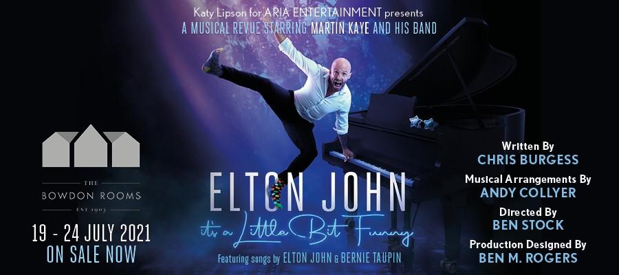 Elton John - It's A Little Bit Funny