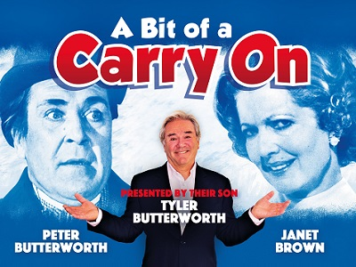 A Bit Of A Carry On