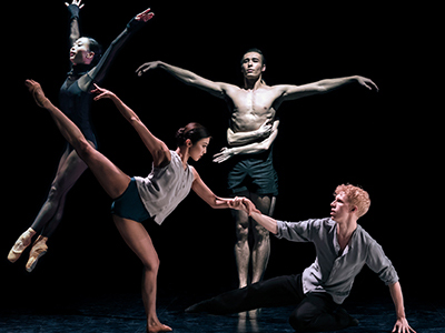 Northern Ballet - Contemporary Cuts 21
