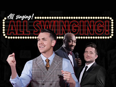 All Singing All Swinging - Ray Quinn