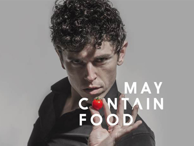 MAY CONTAIN FOOD with post show Q&A