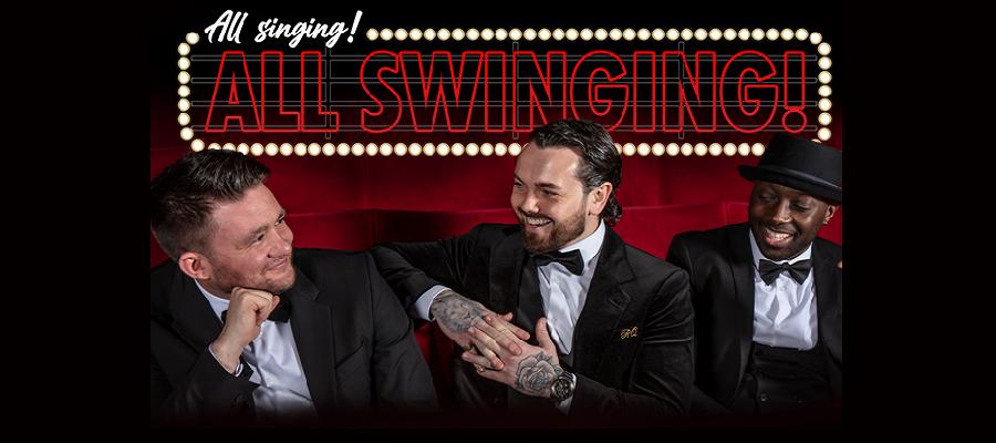 All Singing All Swinging - Ray Quinn