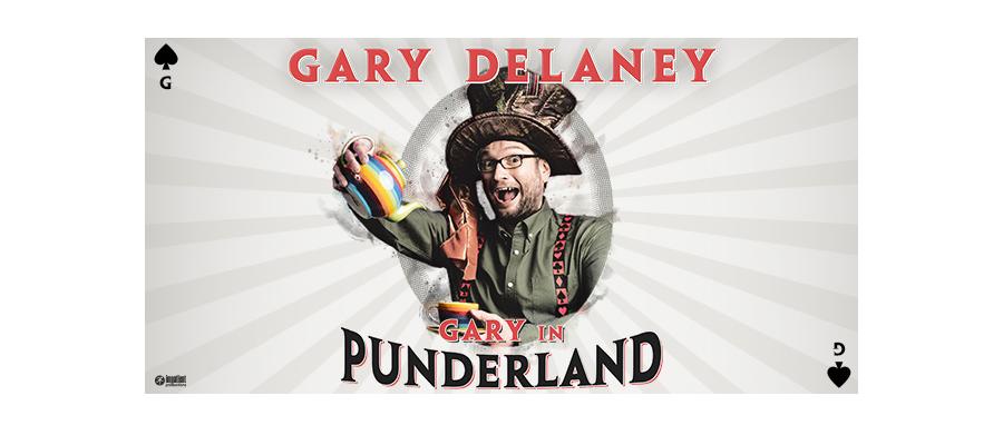 Gary Delaney – Gary in Punderland
