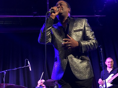 Eban Brown - Former Lead Singer of The Stylistics